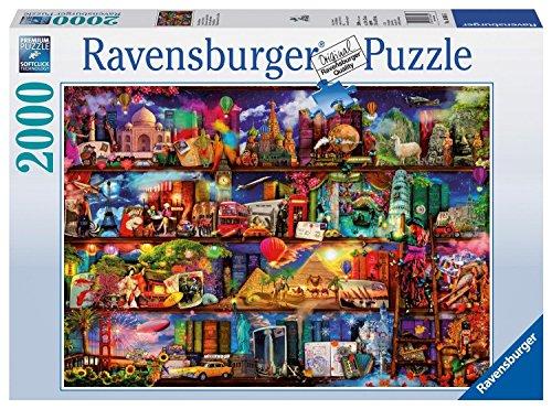 Ravensburger 16685 Welt der Bücher, 2000 Teile
