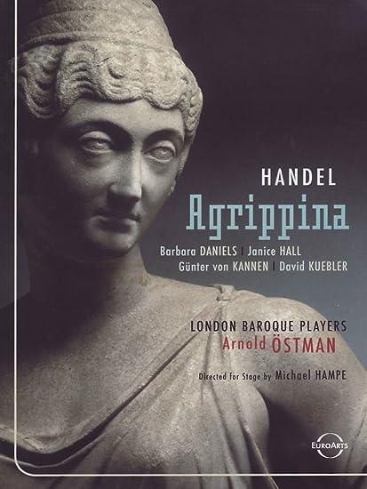 Agrippina Handel Arias Handel Agrippina / Daniels