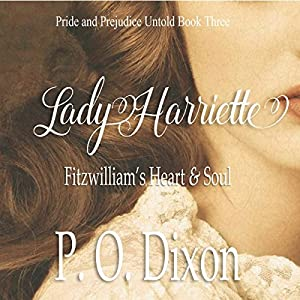 Lady Harriette Audiobook