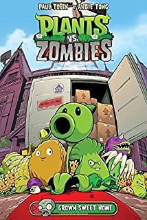 Book Cover: Plants vs. Zombies: Grown Sweet Home
