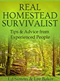 Greenhouse Advice for Beginners (Real Homestead Survivalist (Series) Book 1)