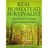 Raising Chickens (Real Homestead Survivalist (Series) Book 1)