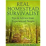 Raising Chickens (Real Homestead Survivalist (Series) Book 1)
