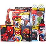 Spiderman Hero Gift Basket, Fun and Games for Boys 3-9