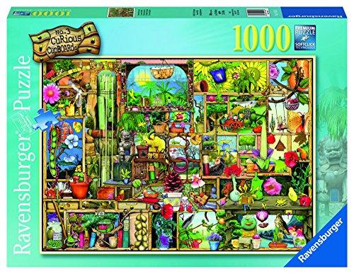 Ravensburger The Gardener's Cupboard Jigsaw Puzzle (1000 Piece) JungleDealsBlog.com