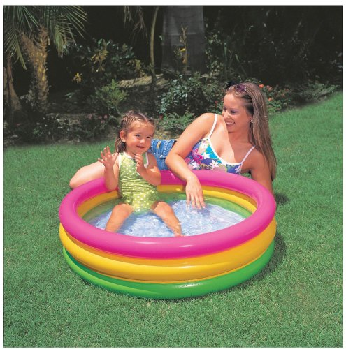 Intex 58924Ep Sunset Glow Baby Pool front-159150