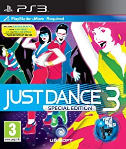 Just Dance 3 (Special Edition) - Move Required (PS3)