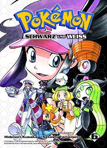 Pokémon Schwarz und Weiß, Band 6