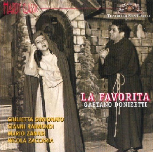 Favorita - Donizetti - CD