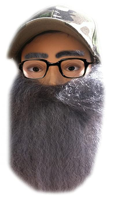 Si Robertson Duck Dynasty Halloween Costume