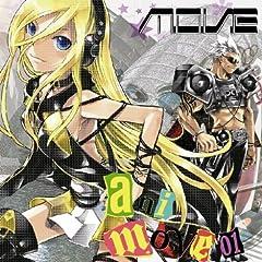 【クリックで詳細表示】anim.o.v.e 01(DVD付) [CD+DVD]