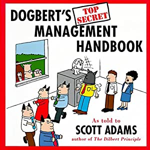 Dogbert's Top Secret Management Handbook Audiobook
