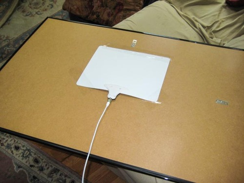 Review Of Mohu Leaf Ultimate Amplified Indoor HDTV Antenna
