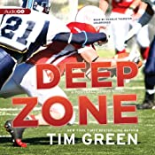 Deep Zone: A Football Genius Novel, Book 5 | Tim Green