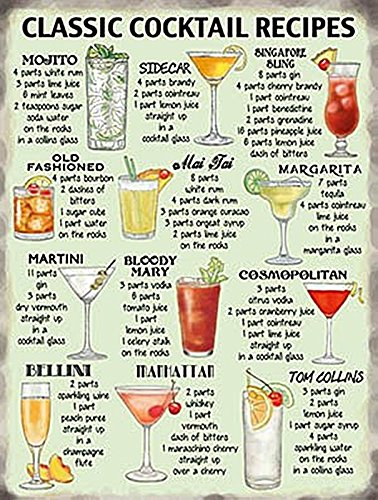 classic-cocktail-recipes-small-steel-sign-200mm-x-150mm-og