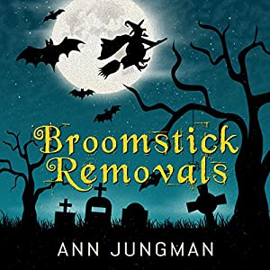 Broomstick Removals Audiobook