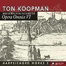 Buxtehude : Opera Omnia VI - Oeuvres pour clavecin 2. Koopman