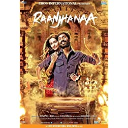 Raanjhanaa - DVD (Hindi Movie / Bollywood Film / Indian Cinema) 2013