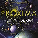 Proxima (       UNABRIDGED) by Stephen Baxter Narrated by Kyle McCarley