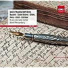 J.-S. Bach : Transcriptions pour piano