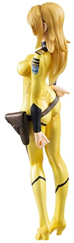 Space Battleship Yamato 2199 : Yuki Mori PVC Battle Version Action Figure