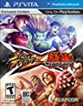 Street Fighter X Tekken Playstation V...
