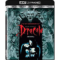 Bram Stoker's Dracula (25th Anniversary) [4K Ultra HD + Blu-ray]