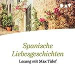 Spanische Liebesgeschichten   Javier Tomeo,Javier Marías