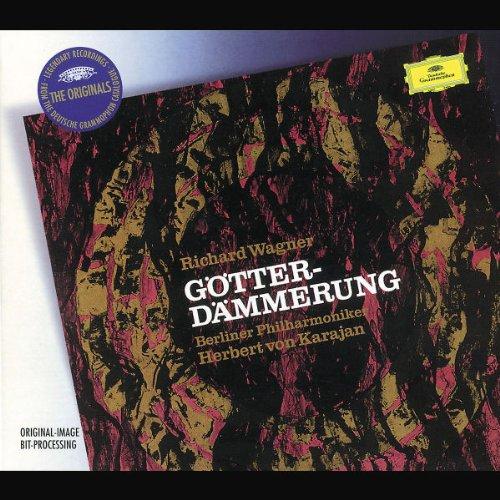 El Ocaso De Los Dioses (H.Von Karajan) - Wagner - CD