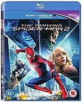 The Amazing Spider-Man 2 [Blu-ray] [2014]