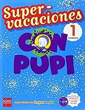 Supervacaciones con pupi 1º educación primaria