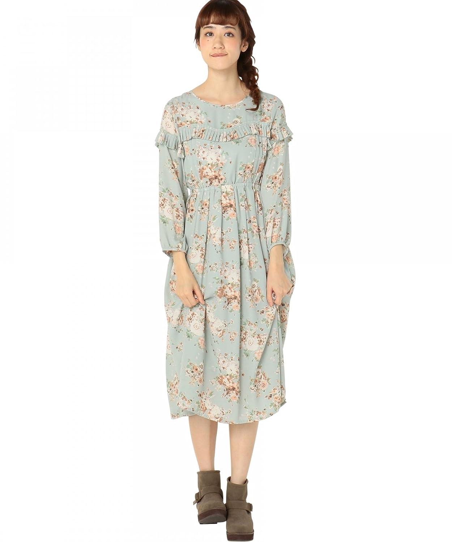 (アナザーエディション) Another Edition AEFC FLW PRINT MAXI OP 56261992704 61 Lime フリー : 服&ファッション小物通販 | Amazon.co.jp