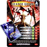 Doctor Who - Single Card : Exterminator 196 Reaper Group Dr Who Battles in Time Common Card