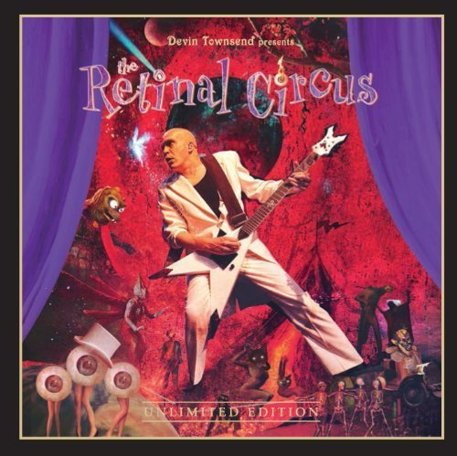 Retinal Circus by Townsend, Devin Project (2013-11-05)