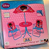 Disney Doc Mcstuffins Children's Garden Patio Play Set