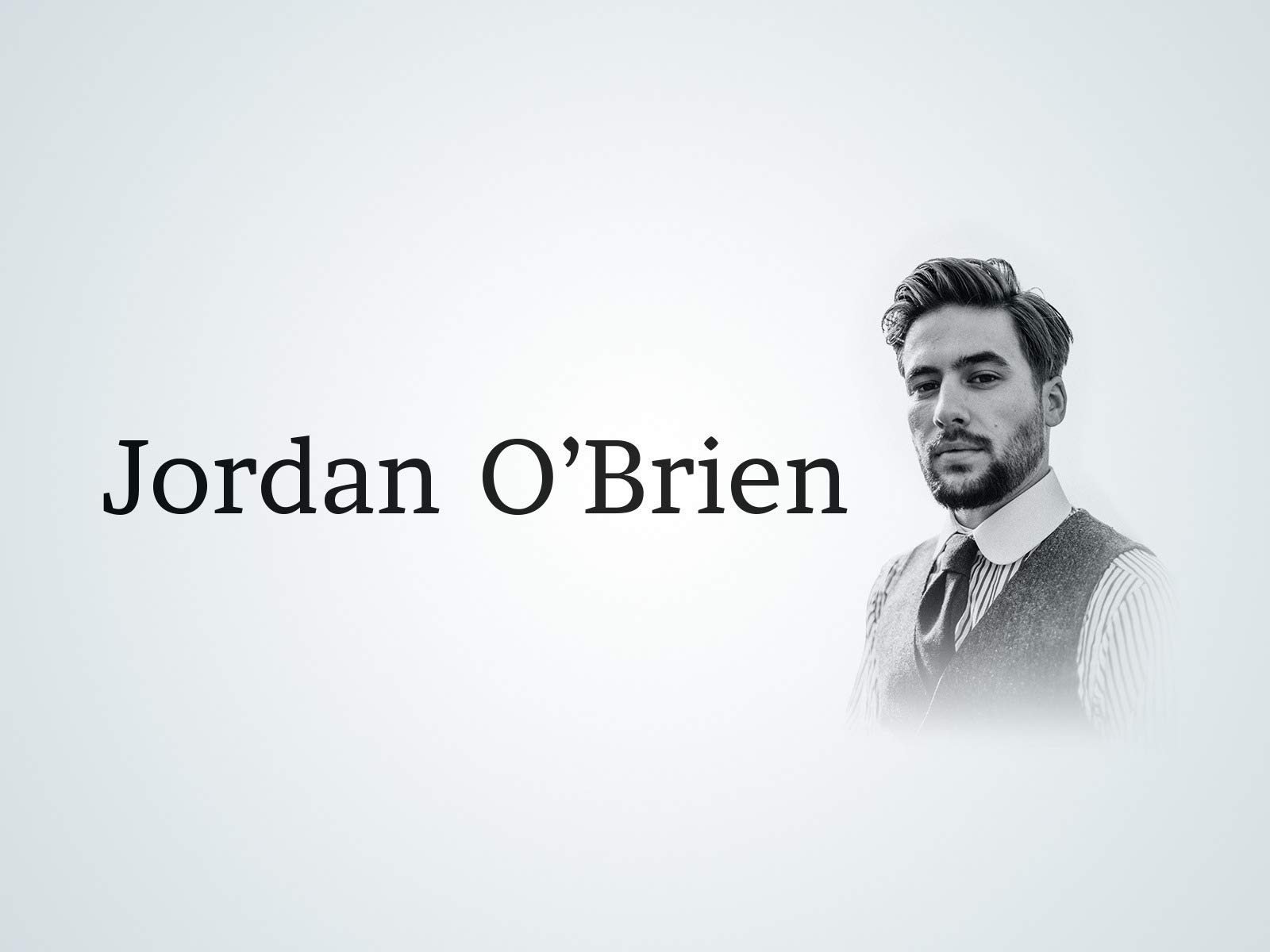 Joran O' Brien