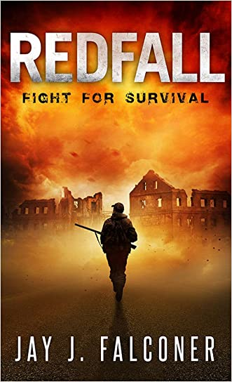 Redfall: Fight for Survival (American Prepper Series Book 1)