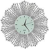 Lulu Decor, Celebration Decorative Metal Wall Clock, 23