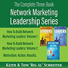 The Complete Three-Book Network Marketing Leadership Series | Livre audio Auteur(s) : Tom