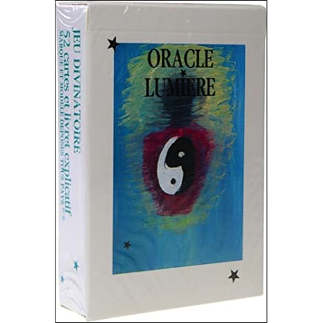 Oracle lumiere - jeu de 52 cartes