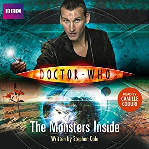 Doctor Who: The Monsters Inside Audiobook