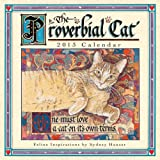 img - for The Proverbial Cat 2013 Mini (calendar) book / textbook / text book