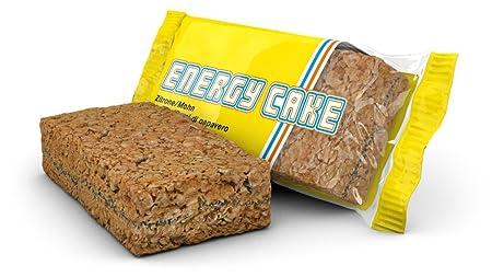 E.L.F. Energy Cake Zitrone-Mohn 24x125g, 1er Pack (1x3 kg)
