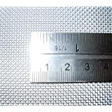 Stainless Steel Woven Wire Mesh 15cm x 15cm, 11 hole sizes / Mesh count / Aperture size. (20 Mesh)