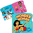 Wonder Woman ABC Book (Alphabet Board Book)