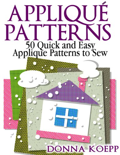 Applique Patterns cover