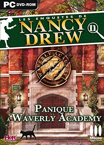 les-enquetes-de-nancy-drew-waverly
