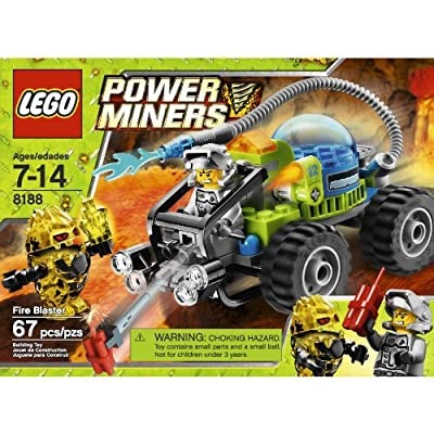 LEGO Power Miners 2010