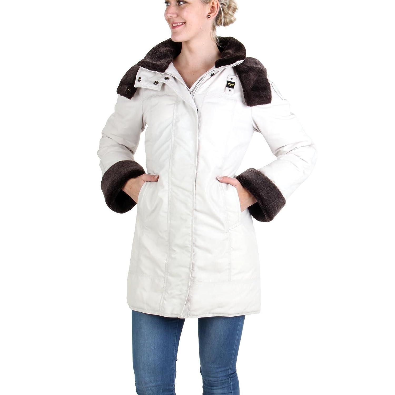 BLAUER USA Damen Winter Daunenparka White 332 günstig bestellen