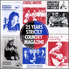 25 Years Strictly Country Magazine